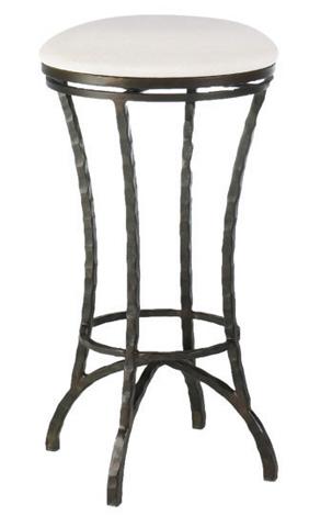 Charleston Forge - Hudson Backless Swivel Counterstool - C850