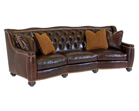 Image of Chelsea Tufted Sofa