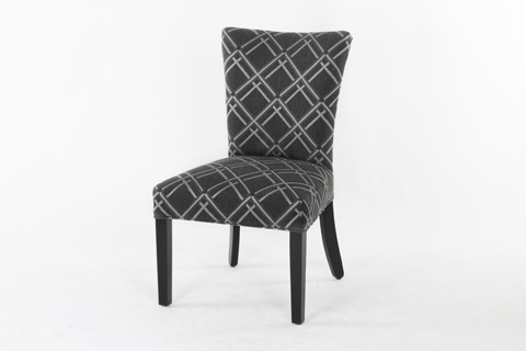 CMI - Curved Back Side Chair - 820