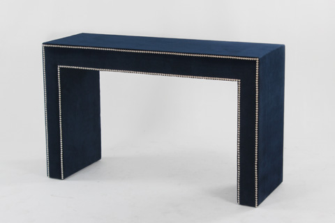 CMI - Upholstered Console Table - 9002