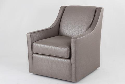 CMI - Swivel Club Chair - CC2411