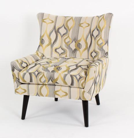 CMI - Mid Century Modern Chair - CC2434