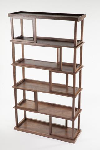 Control Brand - Erland Book Shelf - FAB3001WALNUT