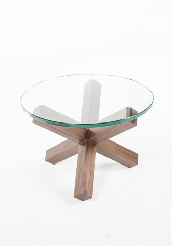 Control Brand - The Monza Coffee Table - FAT2001WALNUT