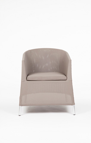 Control Brand - Kos Arm Chair - FCC5538TAUPE