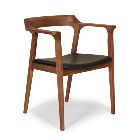 Control Brand - The Djursholm Arm Chair - FEC9022BLK