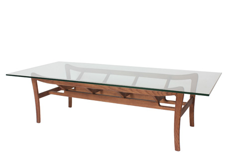 Control Brand - Viking Coffee Table - FET8339WALNUT