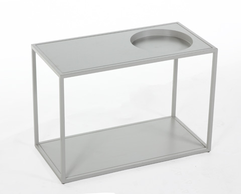 Control Brand - Reference End Table - FSE001LGREY