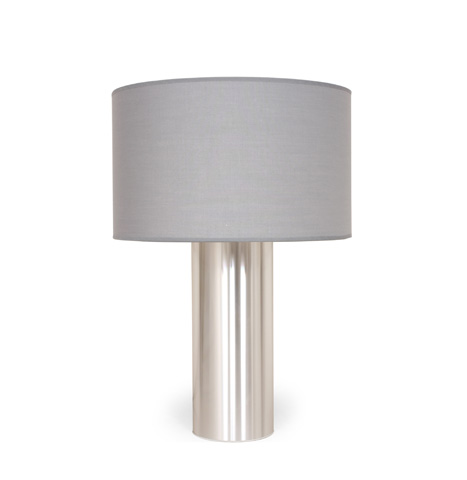Control Brand - The Willis Table Lamp in Grey - LS663TGREY