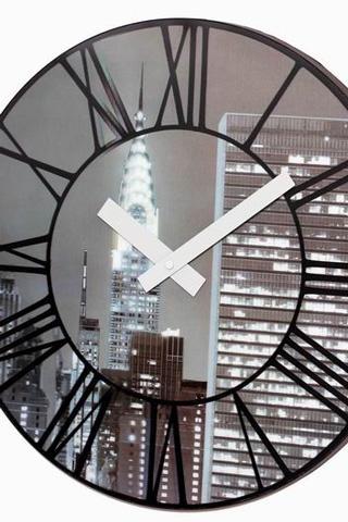 Control Brand - Yvette Clock ( 'The City', 3D) - NT3005