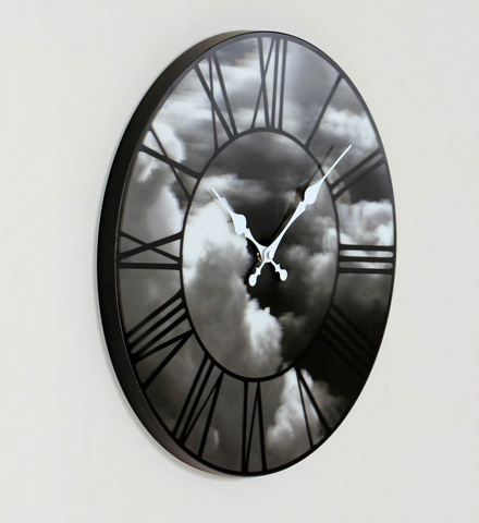 Control Brand - Flying Wall Clock (3 D image) - NT3037