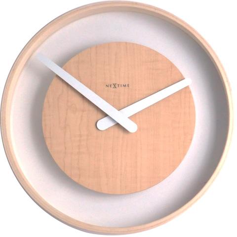 Control Brand - Wood Loop Wall Clock - NT3046