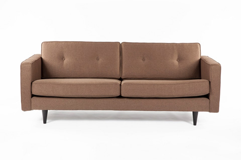 Control Brand - The Parma Sofa - FAS1103BROWN