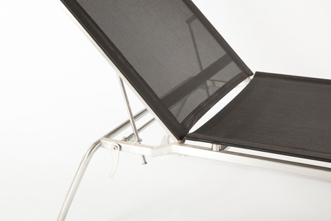 Control Brand - The Dynamic Chaise - FCC0759BLK