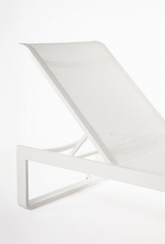 Control Brand - The Wels Chaise - FCC5835WHT
