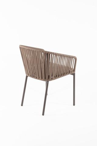 Control Brand - The Zealand Arm Chair - FCC9504DGREY
