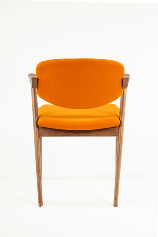 Control Brand - The Levanger Arm Chair - FEC7629ORG