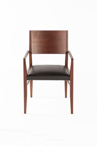 Control Brand - Larvik Arm Chair - FEC8022BLK