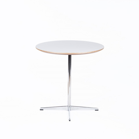Control Brand - The Heerlen Side Table - FET0319WHTB