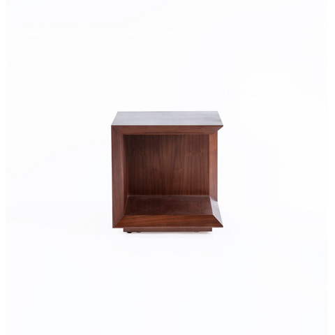 Control Brand - Gristad End Table - FET1026WALNUT