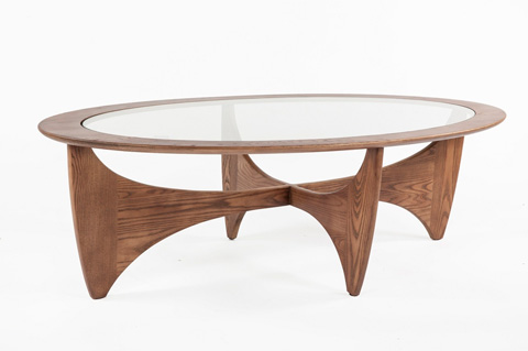 Control Brand - The Seymour Cocktail Table - FET5059LWALNUT