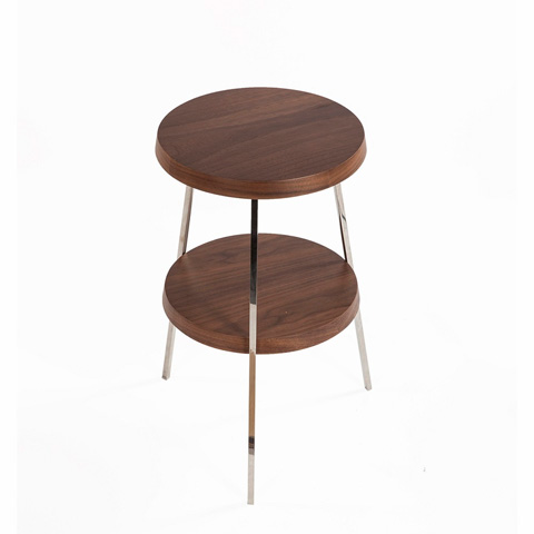 Control Brand - The Partille Table - FET7619WALNUTS