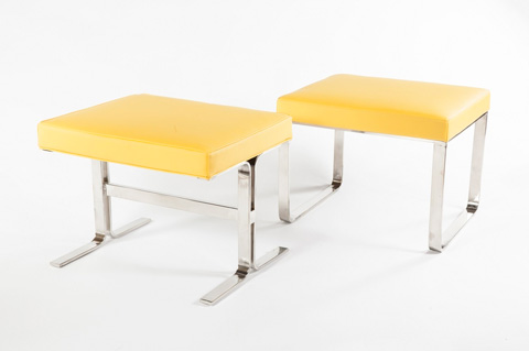 Control Brand - The Arendal Stool - FHC07YLW