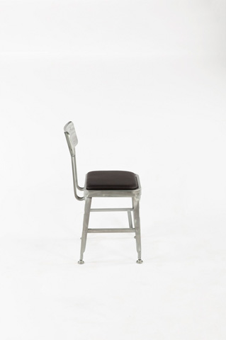 Control Brand - The Vrads Side Chair - FOC88845BLK