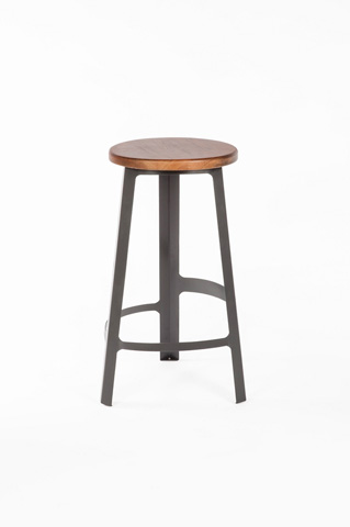 Control Brand - The Vrange Stool - FOC89375WALNUT