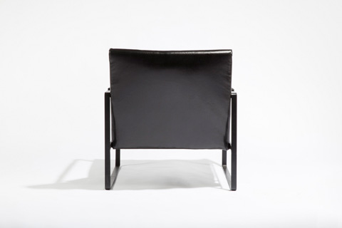 Control Brand - The Turku Lounge Chair - FQC006BLK