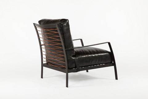 Control Brand - The Pori Lounge Chair - FQC013BLK
