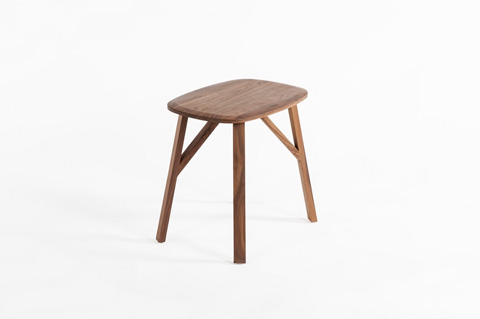 Control Brand - The Mitte Table - FSC005WALNUT