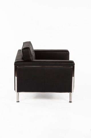 Control Brand - The Urne Lounge Chair - FV1051BLK