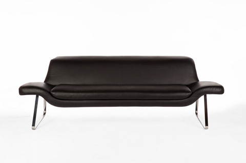 Control Brand - The Uldal Sofa - FV2523BLK