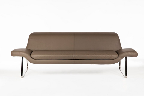 Control Brand - The Uldal Sofa - FV2523TAUPE