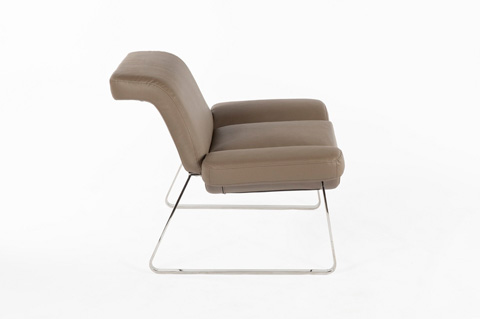 Control Brand - The Uldal Lounge Chair - FV2531TAUPE