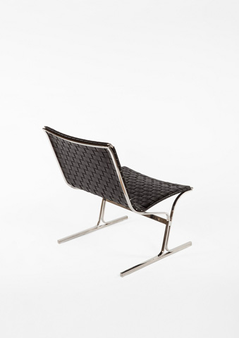 Control Brand - The Ubby Lounge Chair - FV879BLK