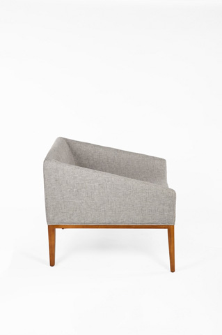 Control Brand - The Huxley Settee - FXC021GREY