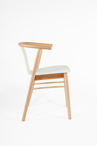Control Brand - The Palma Chair - FXC909WHT