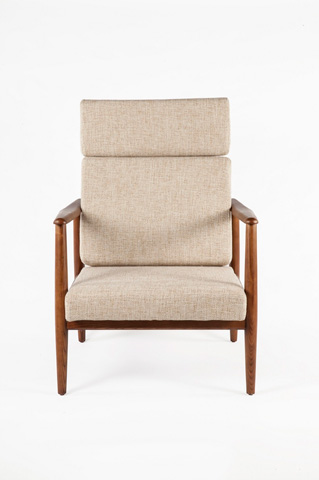 Control Brand - The Aalborg High Back Chair - FYC939FTWBGE