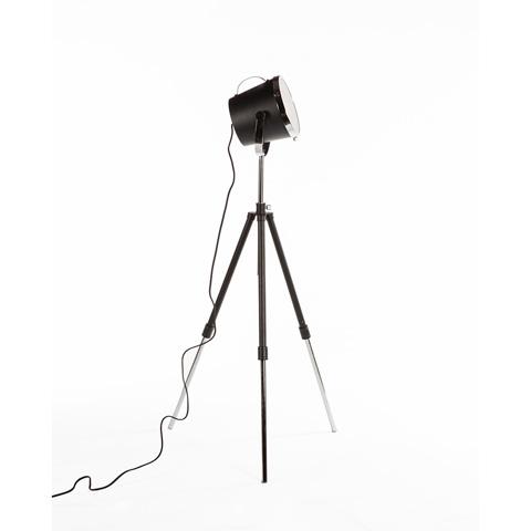 Control Brand - Alcobaca Floor Lamp - LI4001BLK