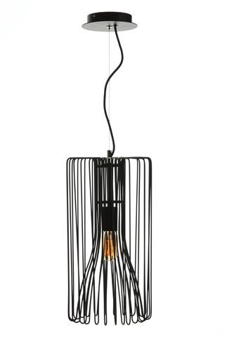 Control Brand - The Farsund Pendant lamp - LM226PBLK