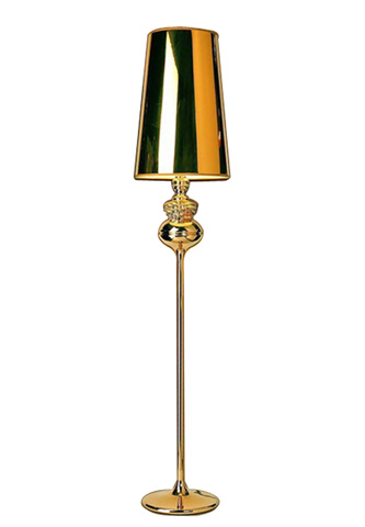 Control Brand - Tiffany Floor Lamp - LS1018FG