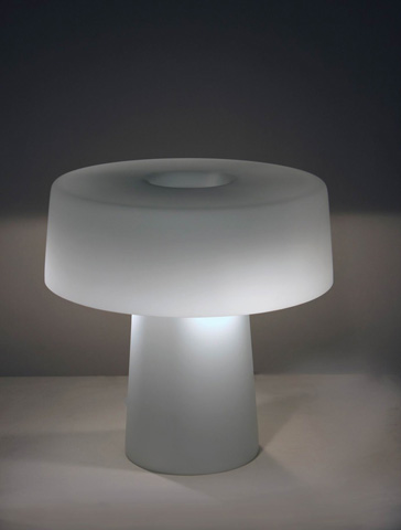 Control Brand - The Pipe Lamp - LS666T1WHT