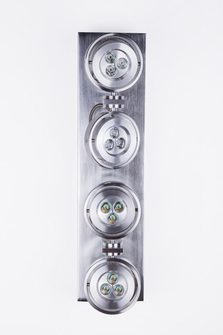 Control Brand - The Saturn Long Quad Spotlight - LS0184S