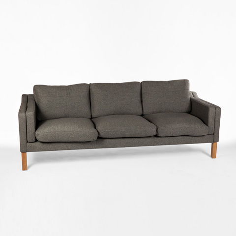 Control Brand - The Tved Sofa - FEC4227TWGREY3