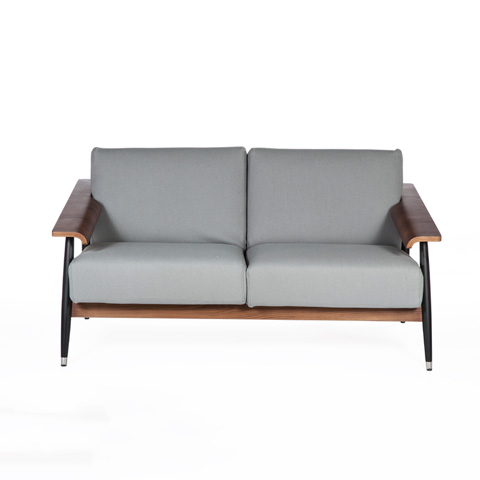 Control Brand - Downey Sofa - FEC6219LGREY2