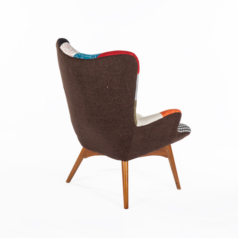 Control Brand - The Luxe Teddy Chair - FXC9171PATCH