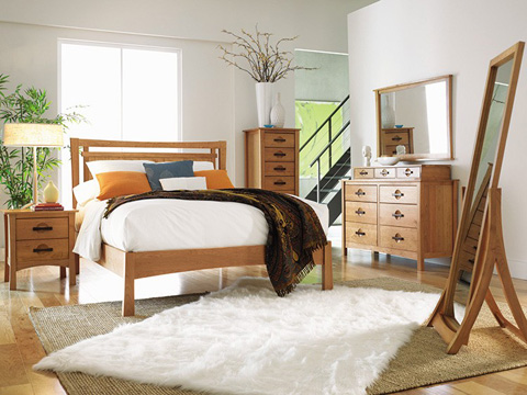 Copeland Furniture - Monterey Bed - 1-MON-12