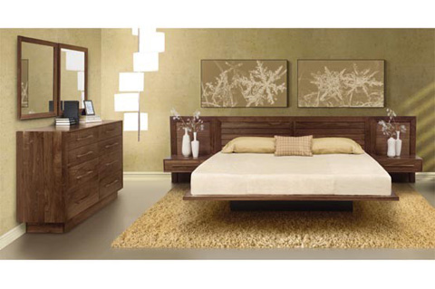 Copeland Furniture - Moduluxe Corner Case with Three Drawers - 4-MOD-84